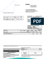 Factura GDF SUEZ Energy Romania Nr 010130221541
