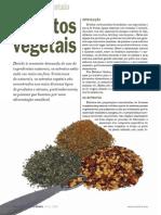Artigo - Extratos Vegetais