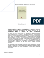 Manual Derecho Procesal Penal Sabas Chahuan Sarras1