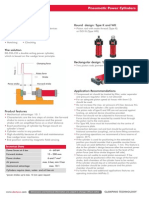 Power Cylinders