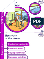 GCSE Electricity to the Home