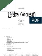 Cerebral Concussion(2.0!)