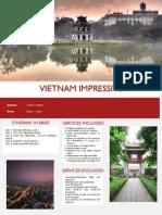 Vietnam Impressive