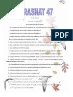 Parashat Reeh # 47 Adol 6014