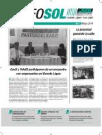 InfoSol - Nro 3 Mayo