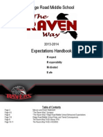 raven way expectation handbook