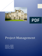 Project Management Project
