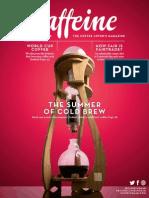 Caffeine June July 2014