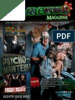 Scareworld - Issue 8 Winter 2013