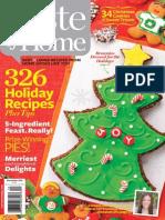 Taste of Home - December 2013 USA