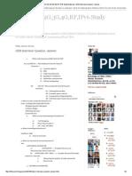 TELECOM 2G,3G,4G,RF,IPv6 Study Materials_ GSM Interview Question -Answer