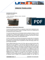 Trabajo de Materiales de Construccion