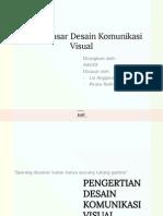 Chapter 1 - Dasar-Dasar Desain Komunikasi Visual