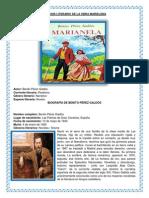 Análisis Literario de La Obra Marielena
