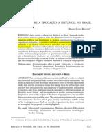 Ensaio Sobre a EaD No Brasil - Maria Luiza Belloni