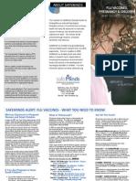 Safeminds Flu Vaccines Pregnancy & Children