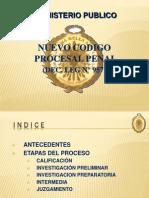 Diapositivas Nuevo Codigo Procesal Penal (Con Agregaciones)