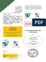 Programa Jornada de Participación Ciudadana 04 Sept 2014