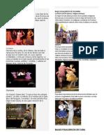 Bailes Folkloricos de Argentina