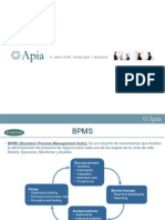 Presentation of BPMS and Apia