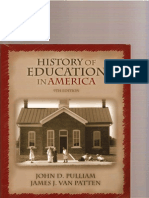 History of Education in American Ch 1, 11
