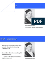 Gauss law