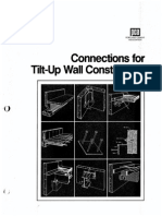 ConnectionsForTilt Up WallConstruction