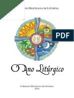 Apostila Da 6 Semana Diocesana de Liturgia 20143 (1)