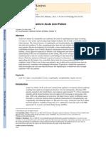 03 - Recent Developments in Acute Liver Failure