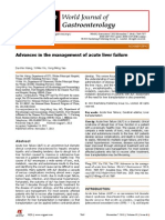 20 - Advances in the Management of Acute Liver Failure