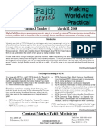 Worldview Made Practical - Issue 3-5