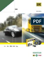 LuK - Folder Informativos Técnicos (Português)