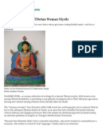 Sera Khandro-Translations Reveal Tibetan Woman Mystic