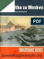 Bitka Za Moskvu