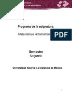 Unidad 1. FuncioneFunciones y Sus Aplicaciones
