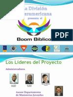1. Boom Bíblico 2012