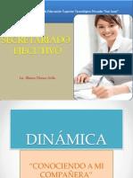 Capacitacion Docente Carrera - Secretariado Ejecutivo