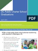 2014 DC Public Charter School Graduations