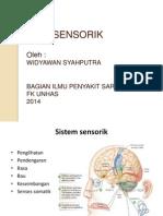 Sistem Sensorik Widyawan