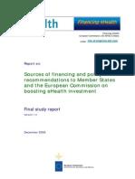 FeH D5 3 Final Study Report