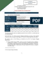 Friendship Tech Prep Public Charter School Comprehensive Assessment System Report 2013