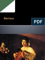 Barroco - Artes