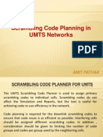 Umts Psc Planning