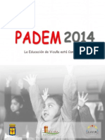 PADEM 2014 Vicuña