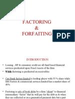Factoring & Forfaiting