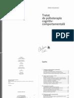 Tratat de Psihoterapie Cognitiv - Comportamentala - IRINA HOLDEVICI