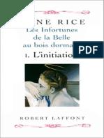 Anne Rice - L'Initiation