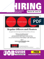 The Job Guide Volume 26 Issue 16