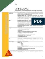 Sikafloor-3 Quartz Top