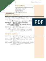 Curriculum Imprimir